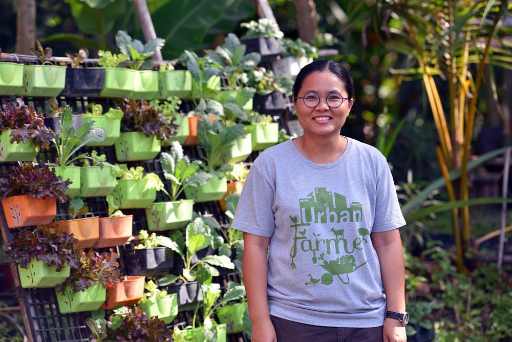 เปลี่ยนพื้นที่รกร้าง เป็นแหล่งอาหารของชุมชน thaihealth