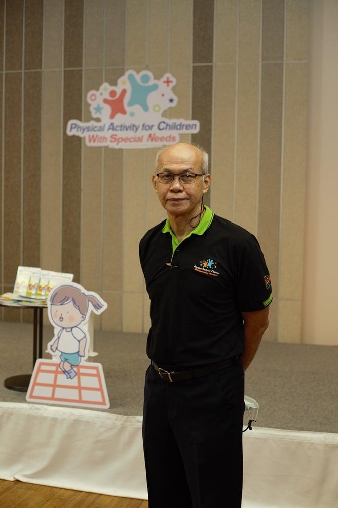 จัดทำคู่มือการสอนกิจกรรมทางกาย เพื่อเด็กพิเศษ thaihealth