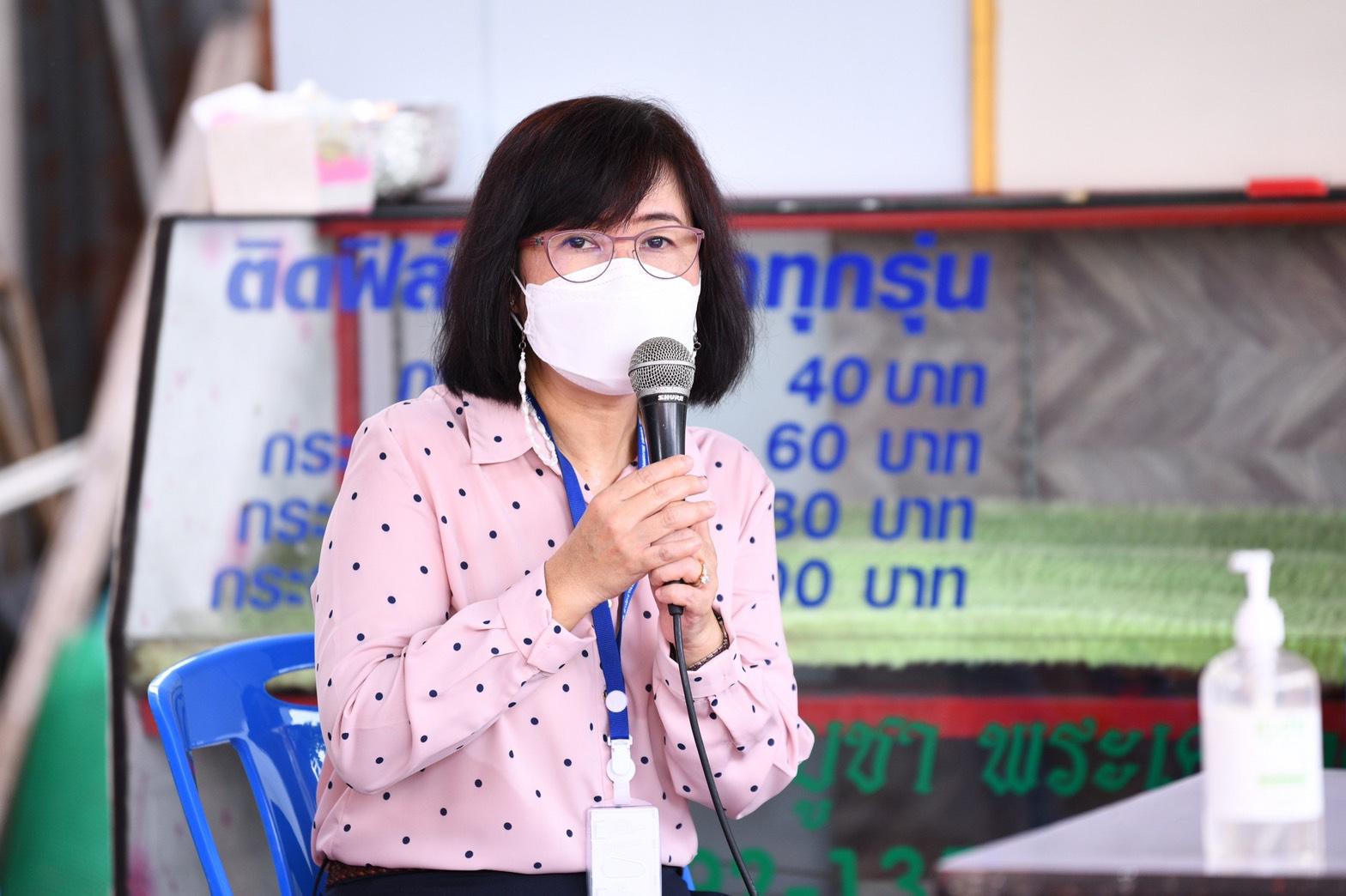 ร่วมสำรวจชุมชนต้นแบบ นิมิตรใหม่เมืองมีน วางระบบกักตัวที่บ้าน-ในชุมชน  thaihealth