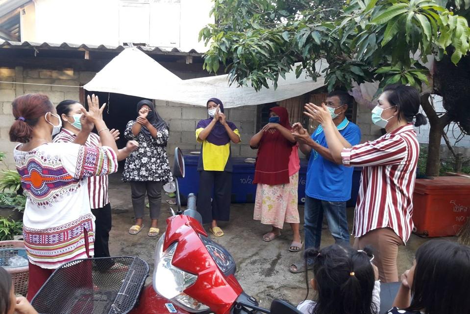 สสส. จับมือ มูลนิธิชุมชนไท-ภาคีเครือข่าย เสริมแกร่งชุมชนเข้มแข็ง รู้สู้ภัยพิบัติในสถานการณ์โควิด-19 thaihealth