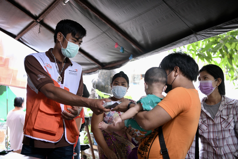 ลุย 3 มาตรการ ตั้งจุดคัดกรอง - ตรวจเชิงรุก ดูแลผู้ป่วยในระบบ Home-Community Isolation thaihealth