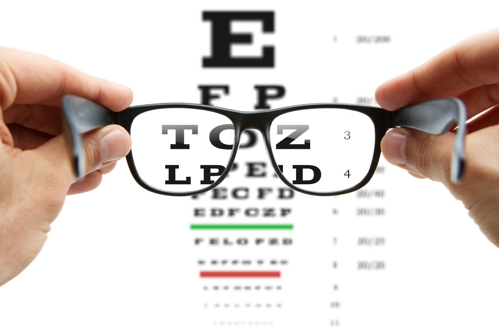 """""""ภาวะสายตาสั้นเทียม"""" ใช่คุณหรือเปล่า thaihealth"""