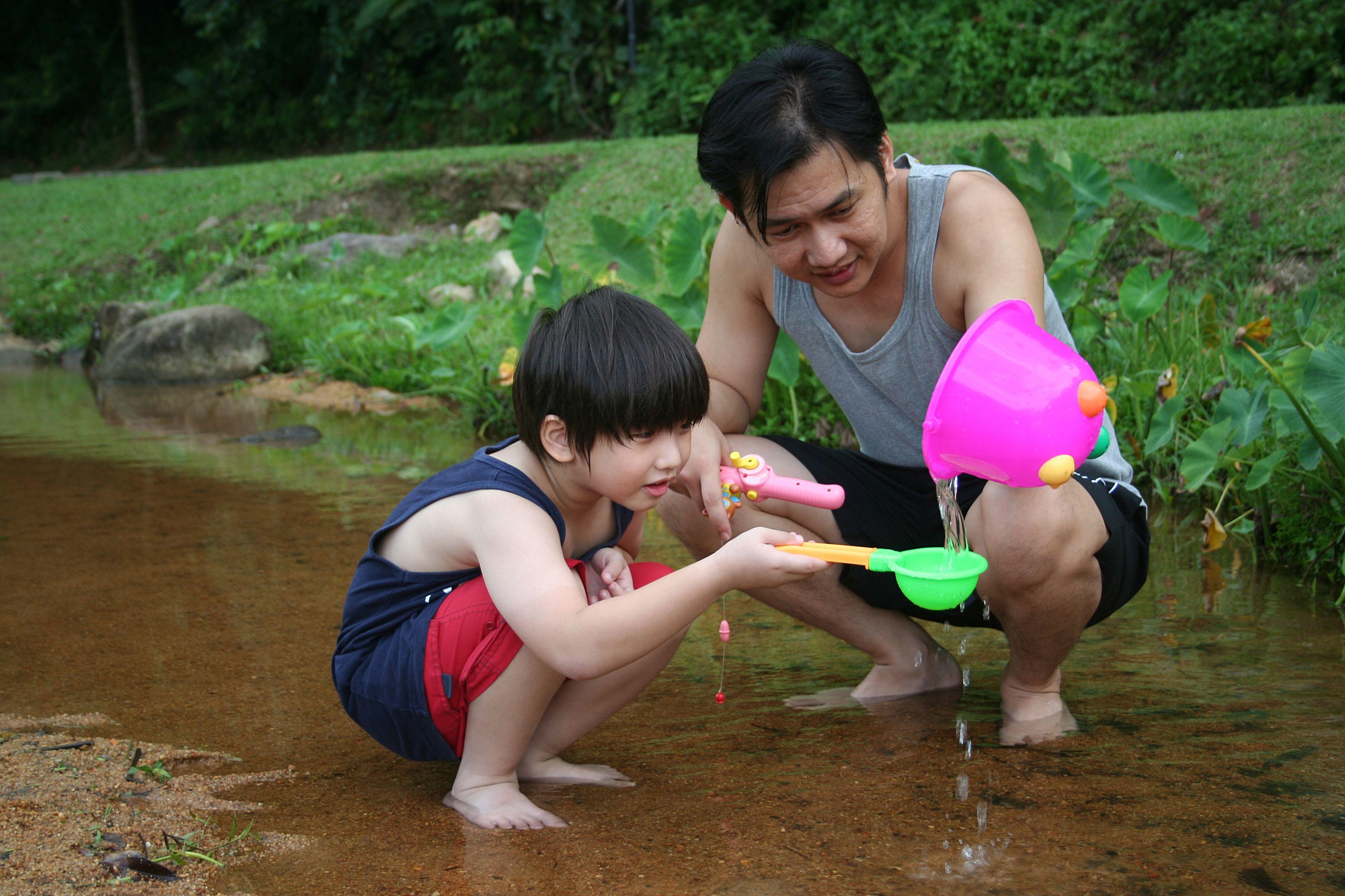 20 เทคนิคเพื่อคุณพ่อ สร้างสัมพันธ์ครอบครัว thaihealth