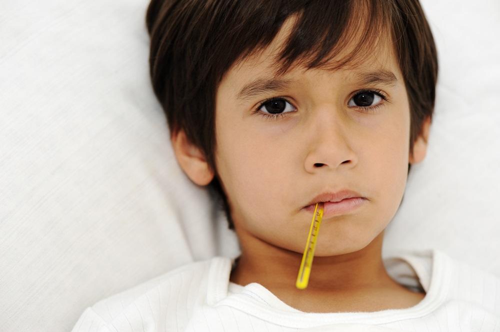 ทำอย่างไรเมื่อลูกป่วยเป็นไข้ thaihealth