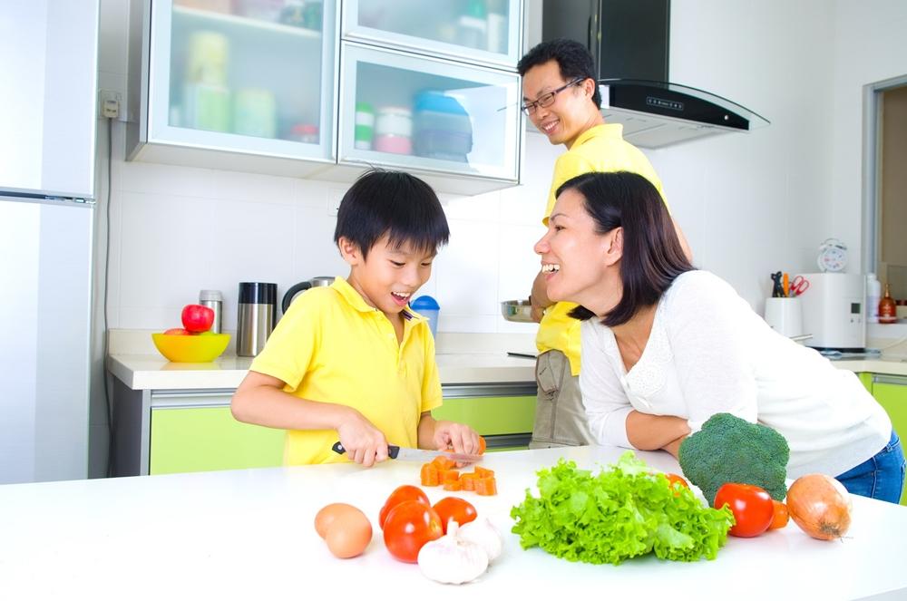 ฝึกลูกกินผักผลไม้ ลดขาดวิตามินซี thaihealth